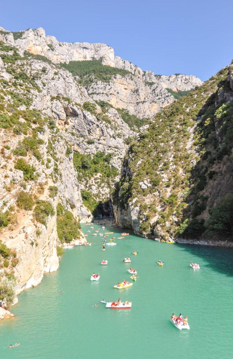 Visiter les Gorges du Verdon - Blog La Marinière en Voyage