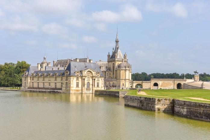 Château de Chantilly - Blog La Marinière en Voyage