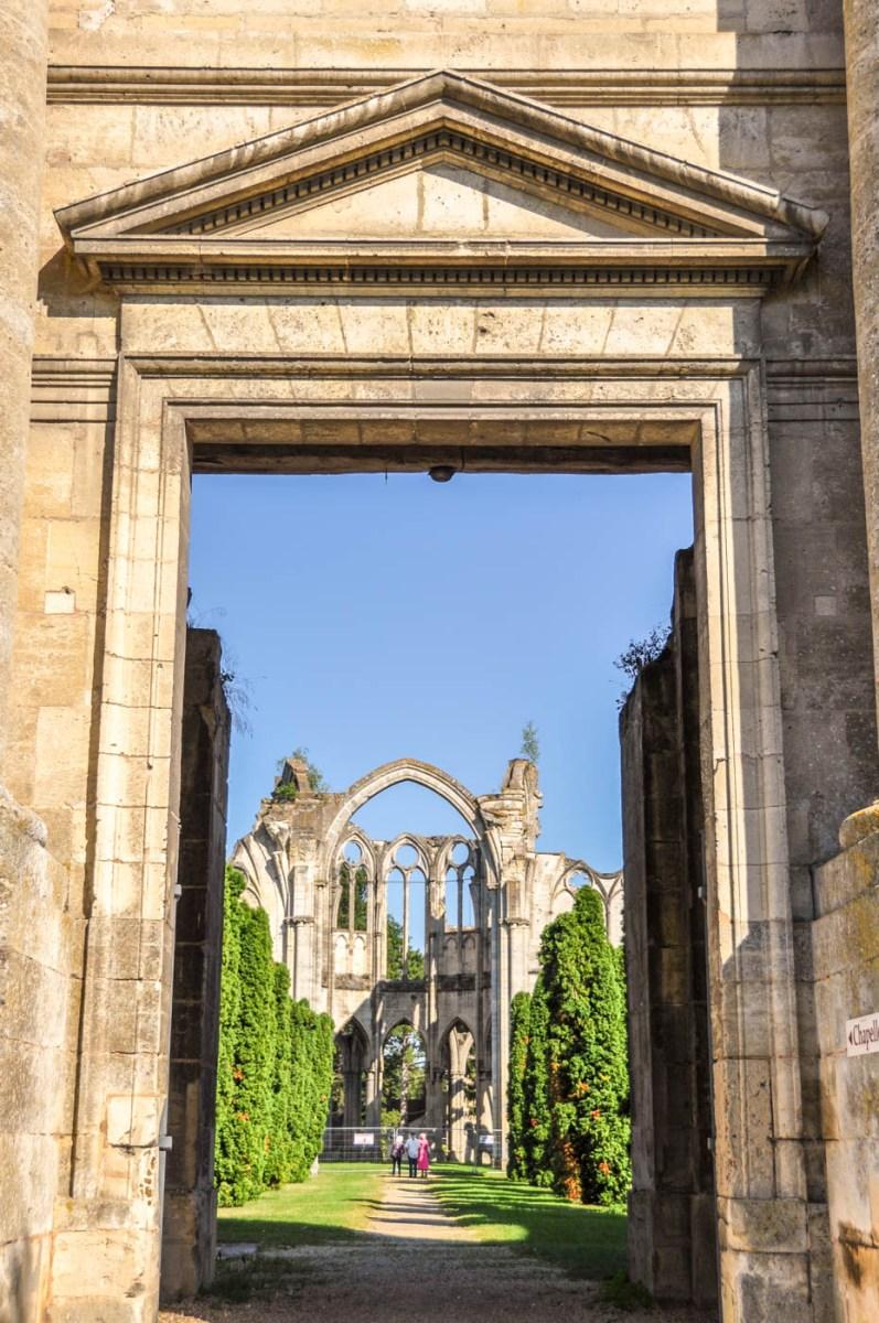 Abbaye d'Ourscamp - Blog La Marinière en Voyage