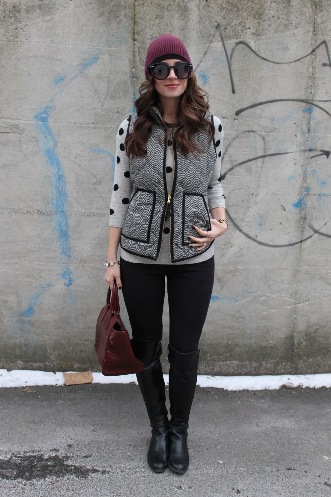La Mariposa: Winter Casual