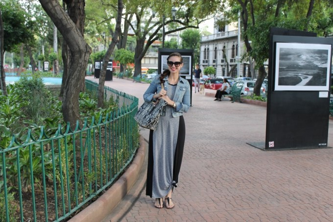Illusion Maxi in Mexico City