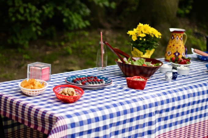 Fourth of July Picnic Idea
