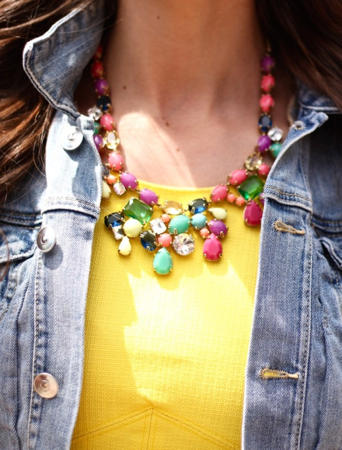 J.Crew Candy Colored Necklace