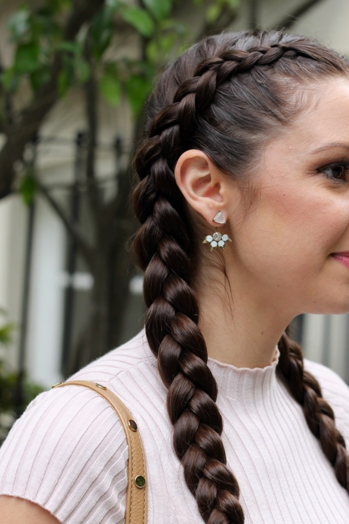 La Mariposa: French Braids, Dutch Braids