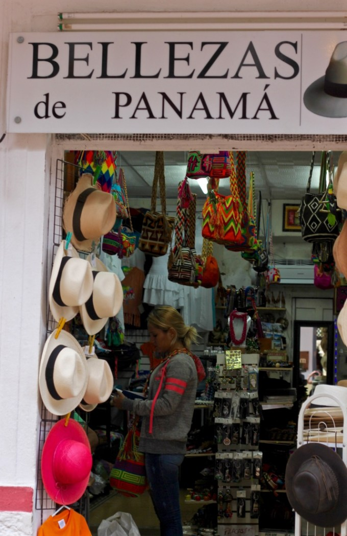 #LaMPTravels, La Mariposa in Panama, Casco Viejo, Panama City, Panama City Shopping