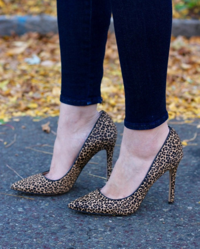 La Mariposa Blog, Nine West Leopard Pump