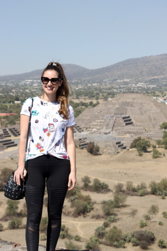 Teotihuacán Pyramids: What to Wear