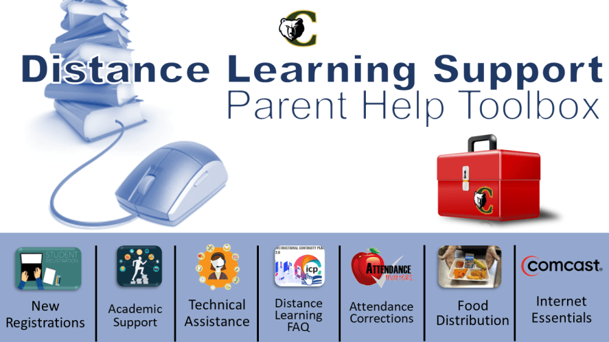 Parent Support Page