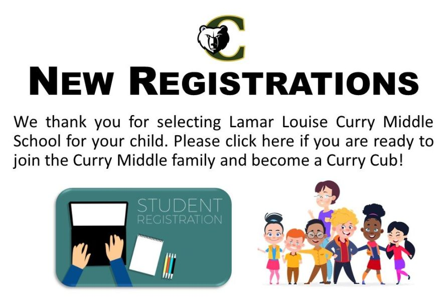New Registration Button