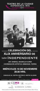 BALLET INDEPENDIENTE -NOV
