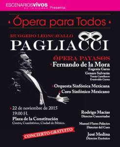 Opera Pagliacci