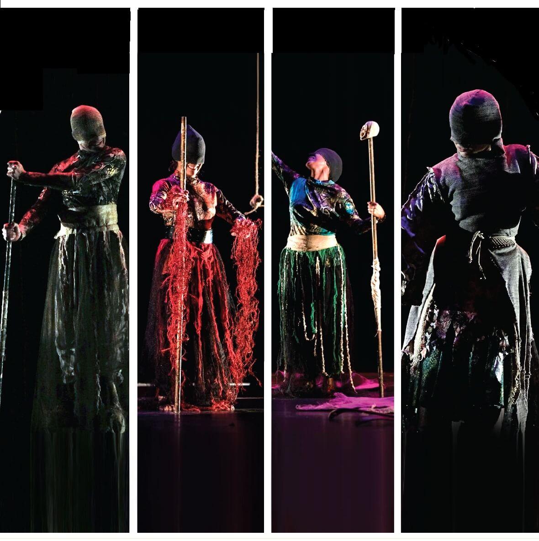 Popol Vuh llena de explosión y magia el Teatro Sergio Magaña
