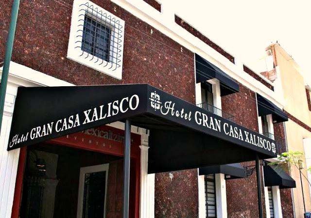 Hotel Gran Casa Xalisco, el nuevo integrante de la familia Grupo Bosque