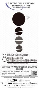 Festival Internacional Cuatro x Cuatro 2