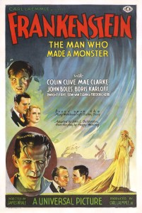 James Whale's Frankenstein