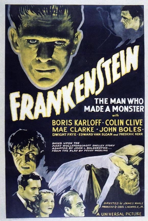 Wild Goose Chase Social Symbolism In James Whales Frankenstein 2