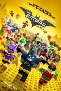 The Lego Batman Movie: Humor gótico clasificación A