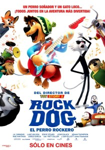 Rock Dog: Agradable film chino de aire muy occidental