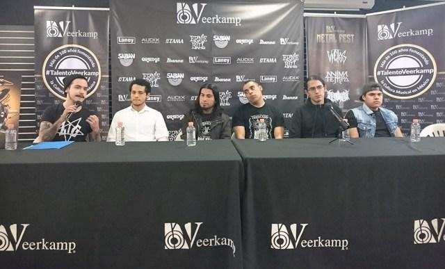 Veerkamp Metal Fest y su apuesta por el arte musical