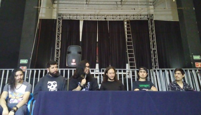 Puro Pinche Sabor United: Una escena unida por el metal