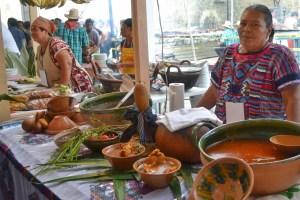 2 Encuentro de Cocineras Tradicionales de Oaxaca