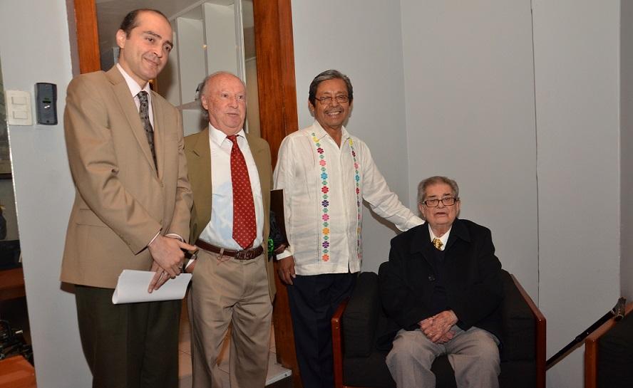 Natalio Hernández en Protagonistas de la Literatura Mexicana