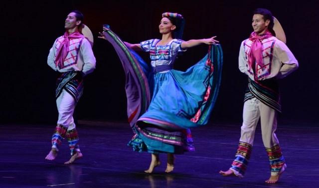 Así te abraza México: Celebración de la cultura mexicana en Bellas Artes
