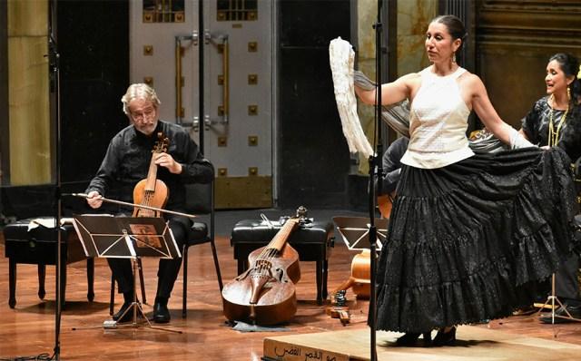 La magia barroca de Jordi Savall en el Palacio de Bellas Artes