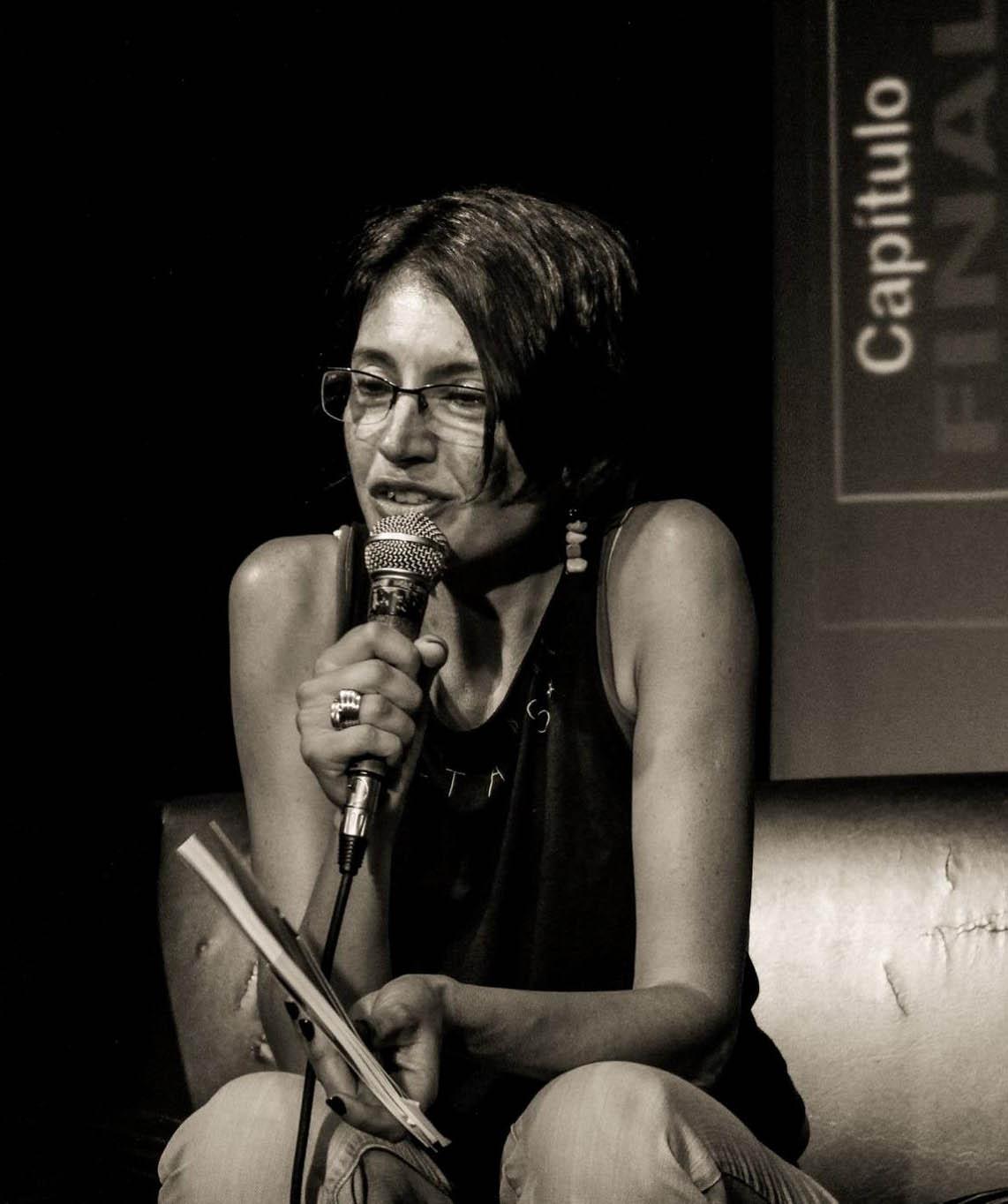 Abrojos y Rimas: Claudia Sobico