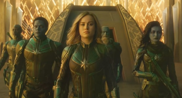Captain Marvel en la era del feminismo