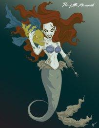 "Ariel ""La petite sirène"""