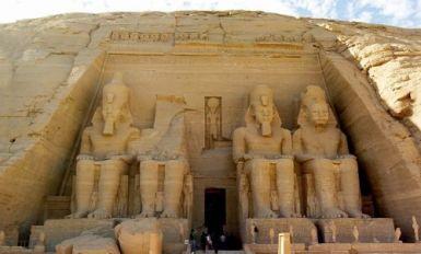 Abou Simbel temple de Ramses II
