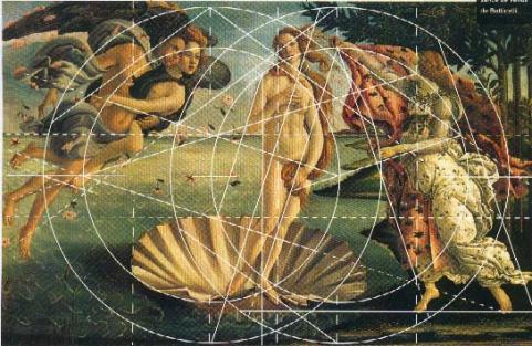 La-Naissance-de-Botticelli--nombre-d-or lamascott