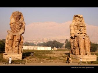 Memnon_Colosses lamascott