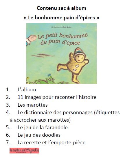 Le Petit Bonhomme En Pain D'épice : petit, bonhomme, d'épice, Album, Bonhomme, D'épices, Mater, Vlynette