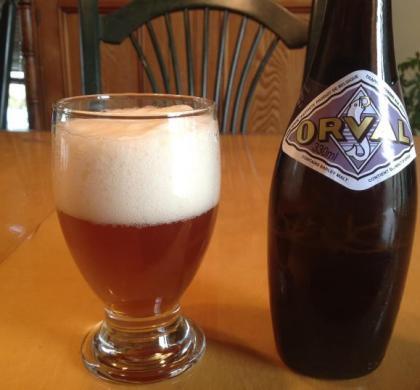 Orval, de l'abbaye Orval (SAQ)