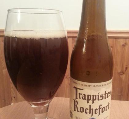 10 de la Brasserie des Pères Trappistes de Rochefort (SAQ)