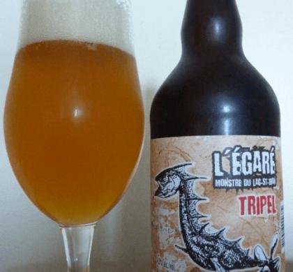 L'Égaré Monstre du Lac St-Jean Tripel de La Chouape