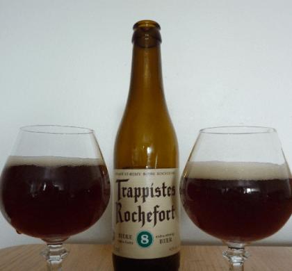 8 de la Brasserie des Pères Trappistes Rochefort (SAQ)