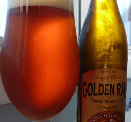 Golden Rail de Cassel Brewery (LCBO)