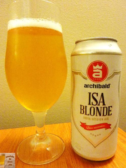 ISA Blonde d'Archibald