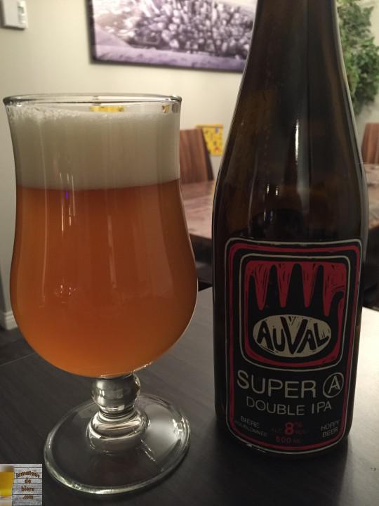 Super A d'Auval