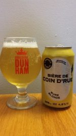 Bière de Coin de Rue de l'Espace Public