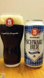 Schwarz Bier d'Archibald
