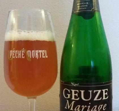 Geuze Mariage Parfait de Boon (Belgique)