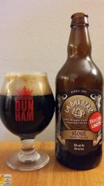 Stout Double Chocolat de la Barberie