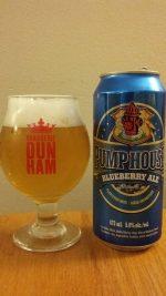 Blueberry Ale de Pump House Brewery (SAQ)