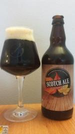 Scotch Ale au Sucre d'Or de l'HopEra