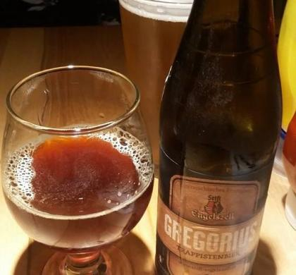 Engelszell Gregorius Trappistenbier de Stift Engelszell Trappistenbier-Brauerei (Autriche)
