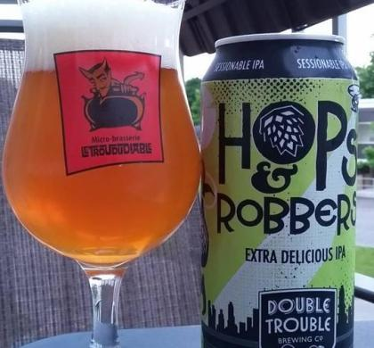 Hops & Robbers de Double Touble (Toronto)